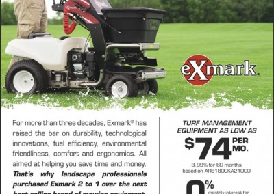 Exmark mowers Flowood MS