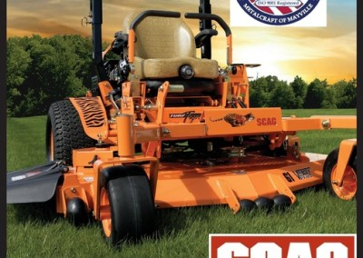 scag zero turn mower flowood ms
