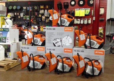 stihl saws for sale and rent